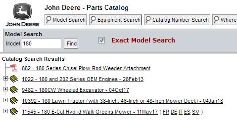 John Deere Parts Catalog >> John Deere 45 Combine Parts